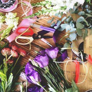 Designers Choice Bouquet - Purple