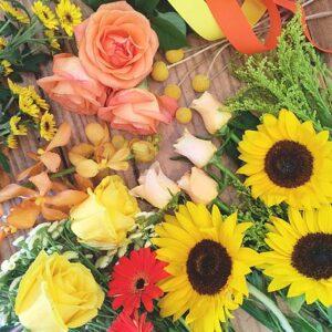Designers Choice Bouquet - Sunrise