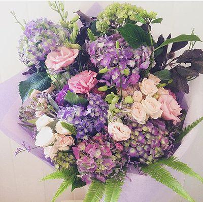 garden bouquet francescas flowers